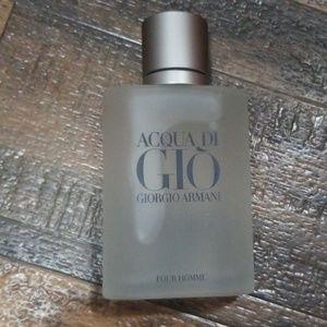 Men's 3.4 oz. Acqua di gio by giorgio armani